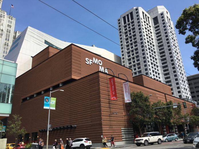 SFMOMA, San Francisco, 2016