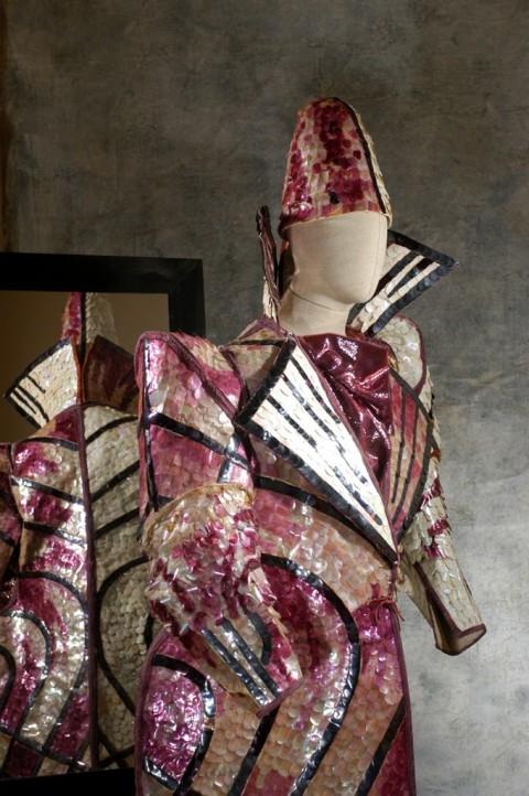 Sartoria Farani - Costume di Danilo Donatiper I clown di Federico Fellini - courtesy of Sartoria Farani
