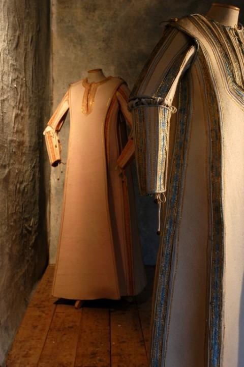 Sartoria Farani - Costumi di Danilo Donati per Il Decamerone di Pier Paolo Pasolini - courtesy of Sartoria Farani