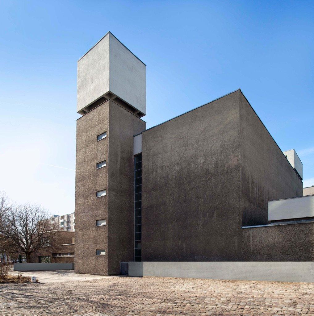St. Agnes, Berlino 2012 © Ludger Paffrath