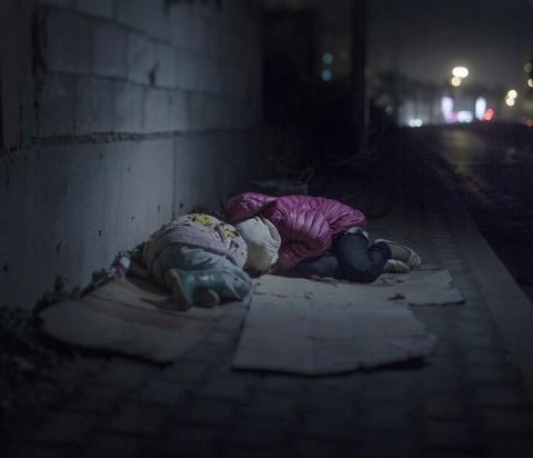 Where the Children Sleep, 2015 - (c) Magnus Wennman - People, 3rd prize stories