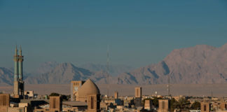 Yazd - photo Claudia Zanfi