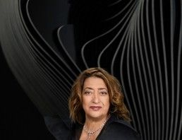 Zaha Hadid. Photo credit Mary McCartney