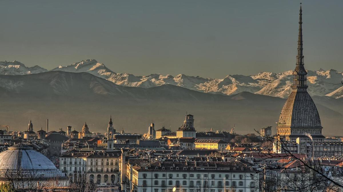 Torino, panorama