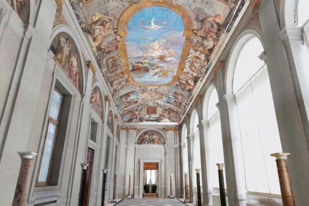 Palazzo del Quirinale - La Loggia d'Onore