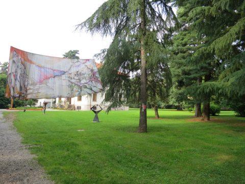 57° Premio Bice Bugatti-Giovanni Segantini - Vizio di forma - installation view at Villa Vertua, Nova Milanese 2016