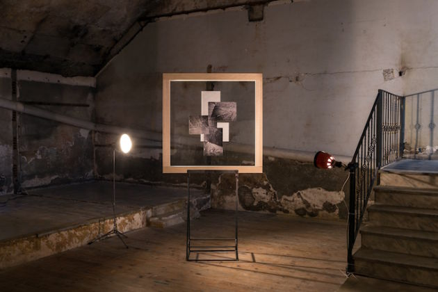 Afterall – just one damn thing after the other - installation view at Galleria Dino Morra, Napoli 2016
