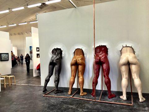 The Solo Project, veduta della fiera, 2016