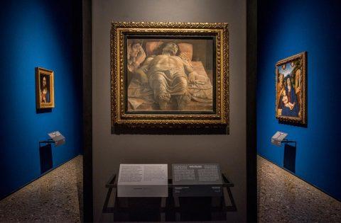 Pinacoteca Brera Milano, il nuovo allestimento della sala 6, foto James O'Mara