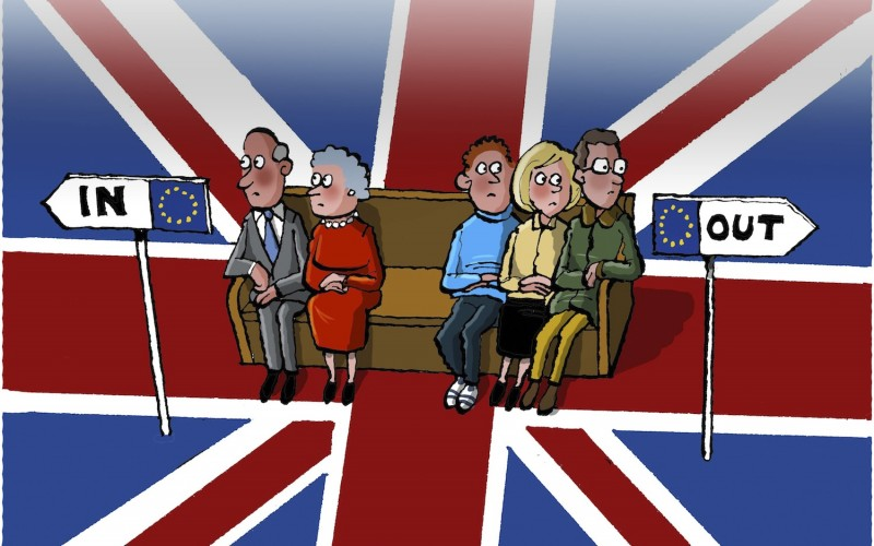 Statistiche Brexit, giovani contro anziani? - grafica via nextquotidano.it