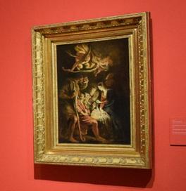 Caravaggio e i pittori del nord, Museo Thyssen-Bornemisza