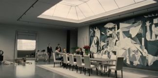 Guernica in Children Of Men