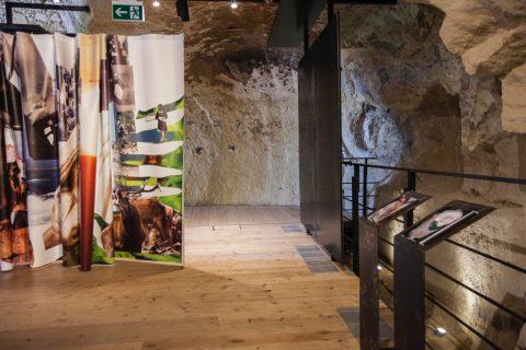 Cristian Chironi, The Cave, 2015-16 - Cartec-Cava arte contemporanea, Cagliari