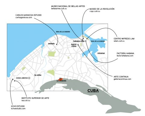 Cuba e l'arte contemporanea - (c) Artribune Magazine
