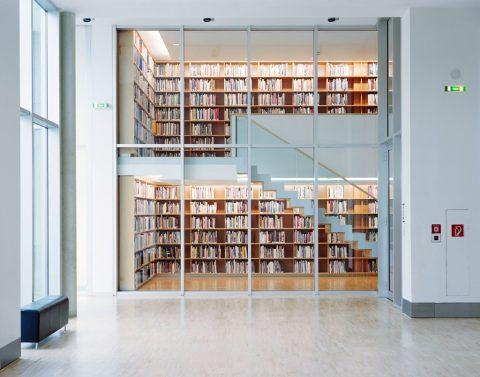 Essl Museum Bibliothek, 2014 - photo © Stefan Oláh