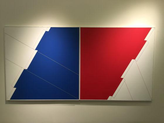 Franco Giuli, Senza titolo, 1973-74