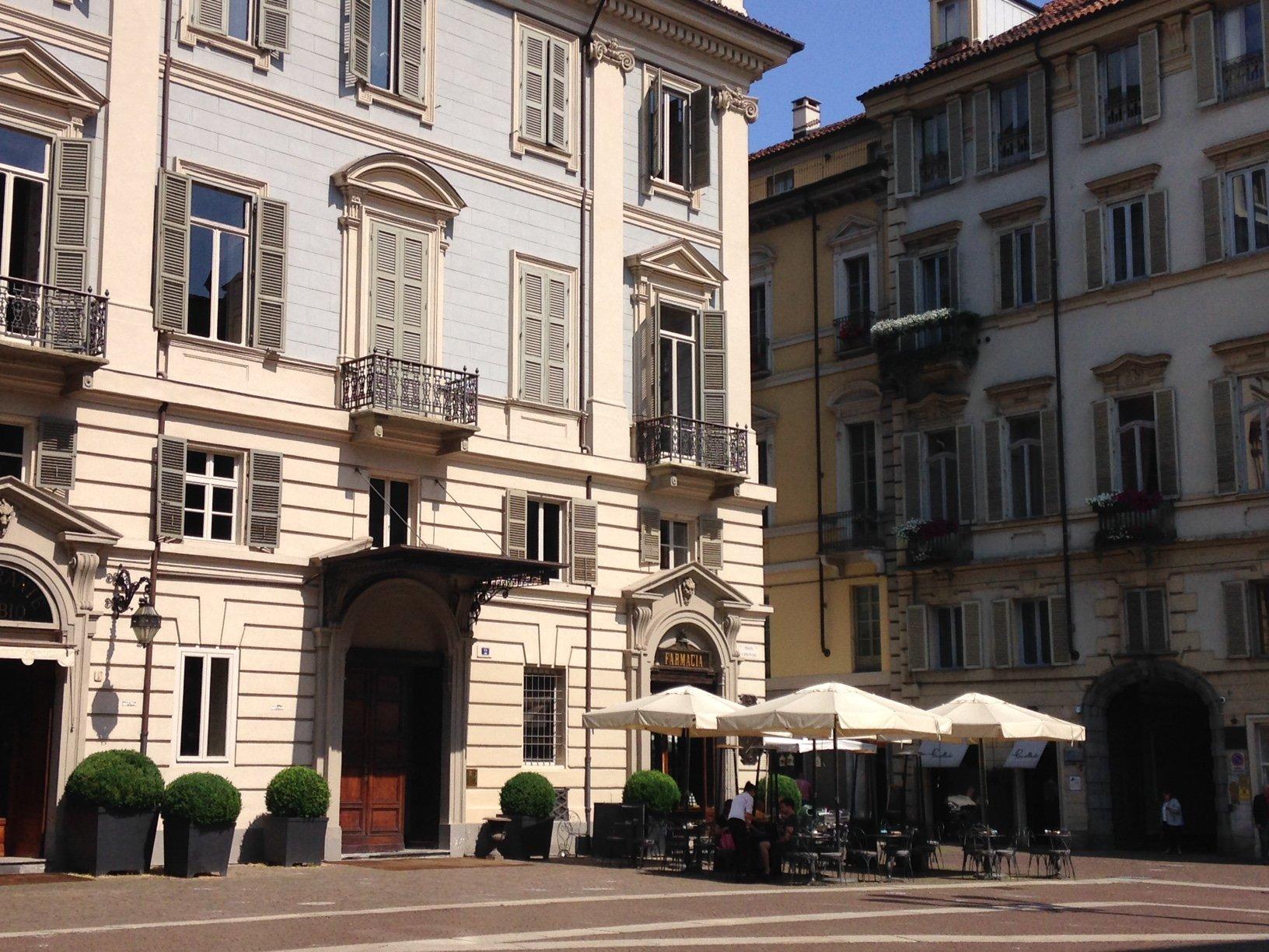 Galleria Franco Noero, piazza Carignano 2, Torino