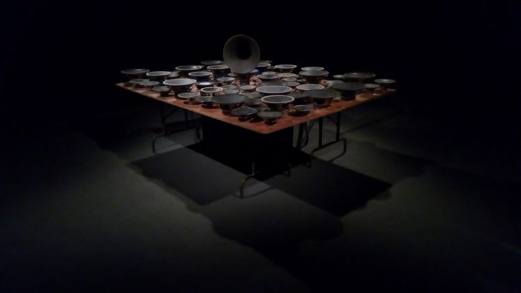 Janet Cardiff & George Bures Miller, Experiment in F # Minor, 2013