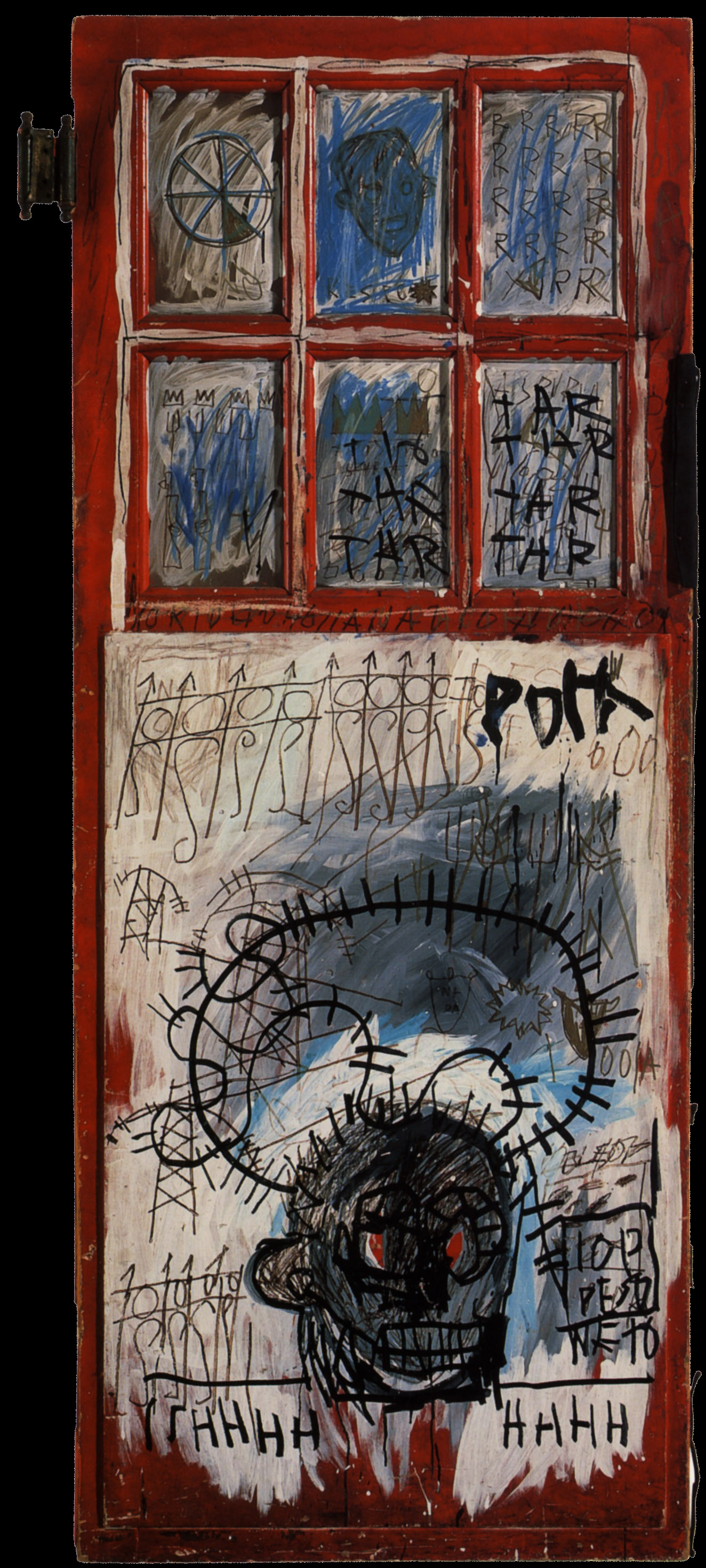 Jean-Michel Basquiat, Pork
