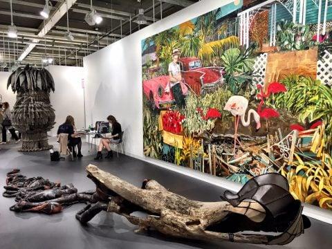 Lehman Maupin , New York, Art Basel 2016