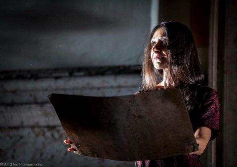 Ermanna Montanari interpreta Maryam