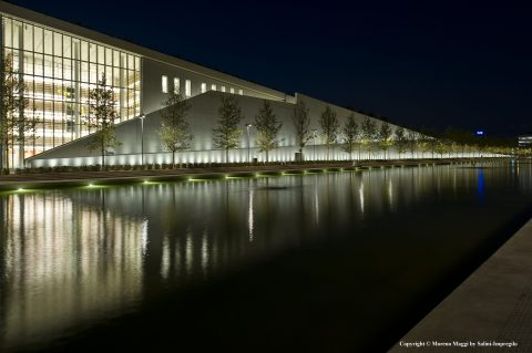 Renzo Piano Building Workshop, Centro Culturale Stavros Niarchos, Atene, 2016