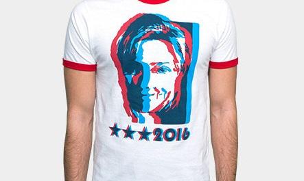 Marc Jacobs per Hillary Clinton