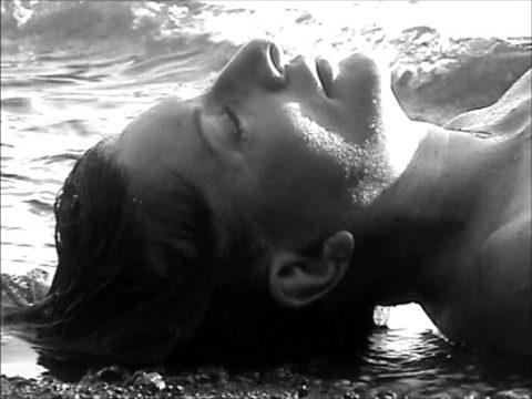 Marina Abramovic, Stromboli, 2002 - video, 19'33''- still from video – Collezione La Gaia