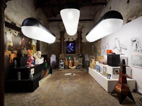 Mark Leckey – UniAddDumThs - Gavin Brown's Enterprise, Roma 2016 - photo Roberto Apa