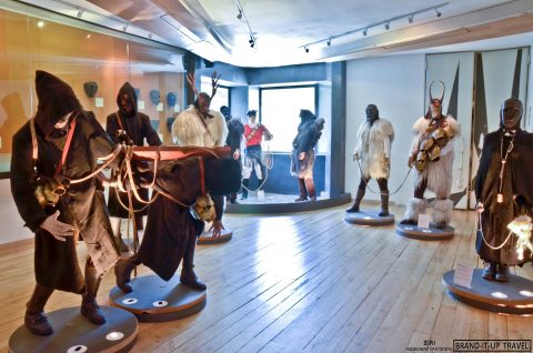 Museo delle Maschere Mediterranee, Mamoiada