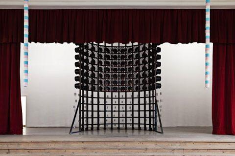 Nari Ward, Wishing arena, 2013 - courtesy AGIVERONA Collection e Galleria Continua, San Gimignano-Beijing-Les Moulins-Habana