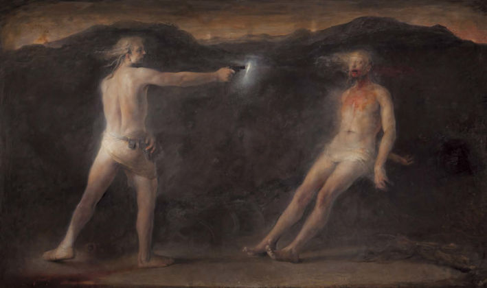 Odd Nerdrum, No Witness, 2011