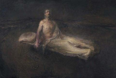 Odd Nerdrum, The Night, 2006