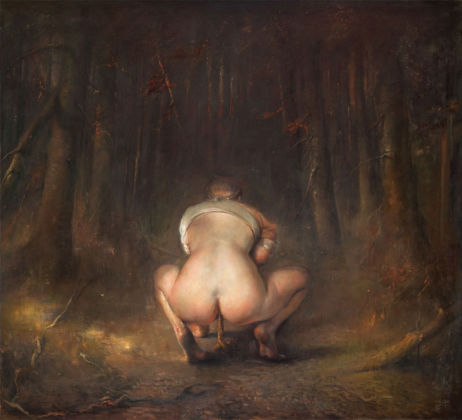Odd Nerdrum, Twilight, 1980-90