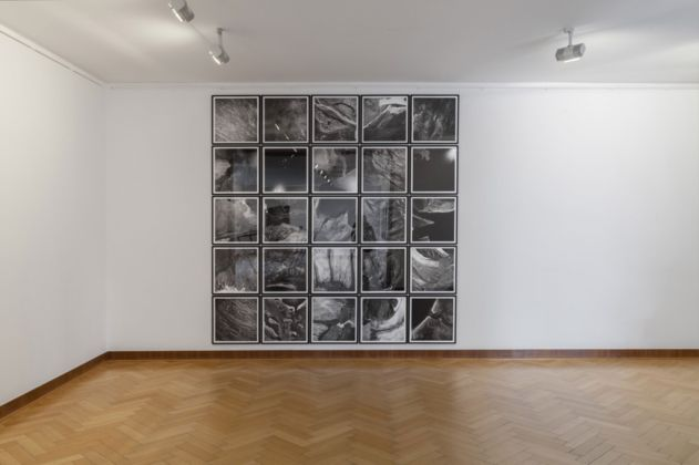Olafur Eliasson, The Cartographic Series IV, 2007 - Courtesy Niels Borch Jensen Gallery & Editions, Berlino-Copenhagen - installation view at Museum Haus Esters, Krefeld 2016