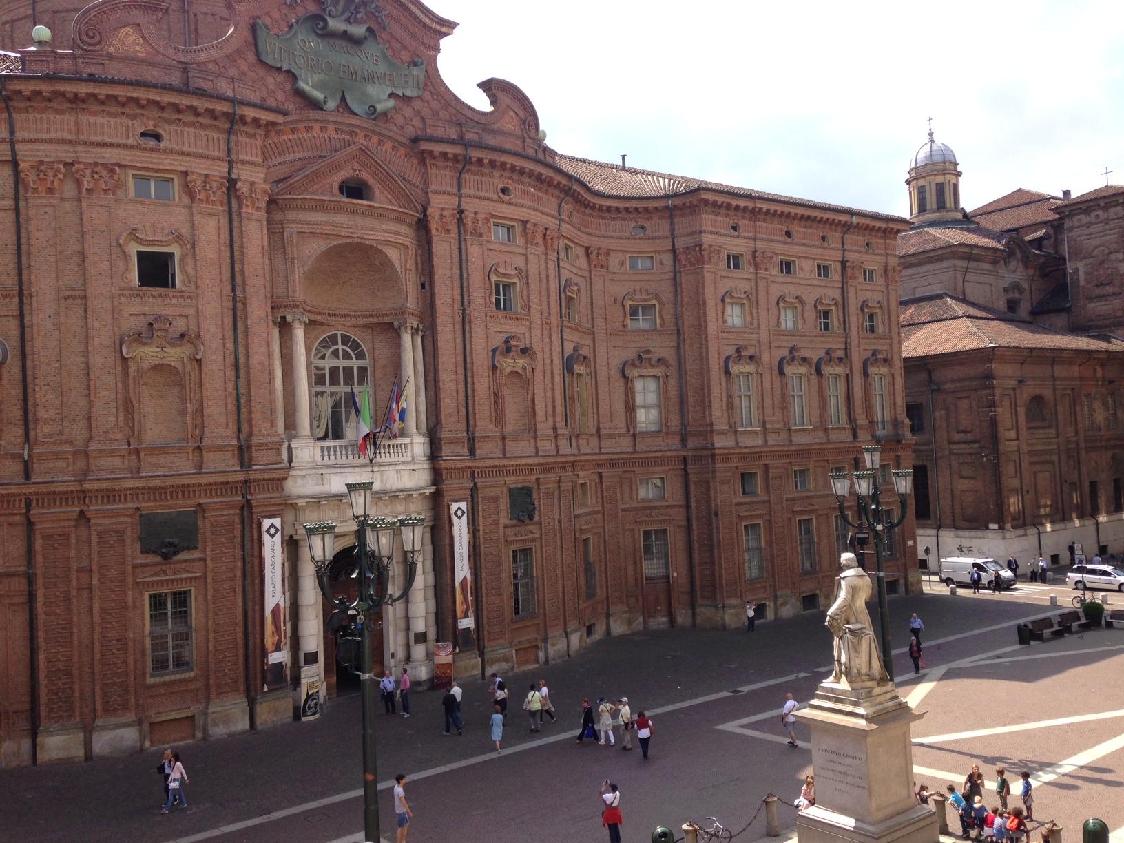 Museo Del Risorgimento Torino.Palazzo Carignano Sede Del Museo Del Risorgimento Torino Artribune