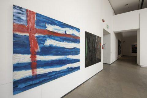 Salvarsi dal naufragio - Claudio Marini - installation view at Museo Carlo Bilotti, Roma 2016