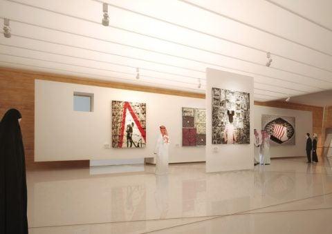 Schiattarella Associati, Addiriyah Contemporary Art Center