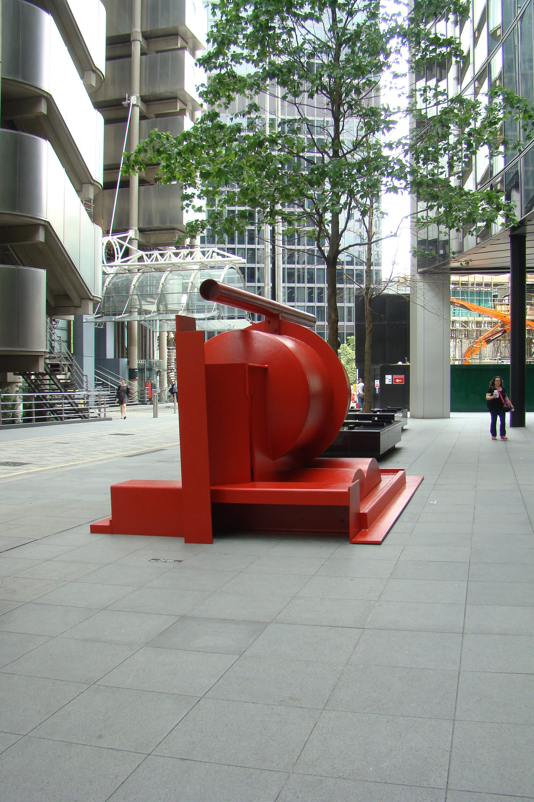 Sculpture in the City 2016, Londra - Anthony Caro
