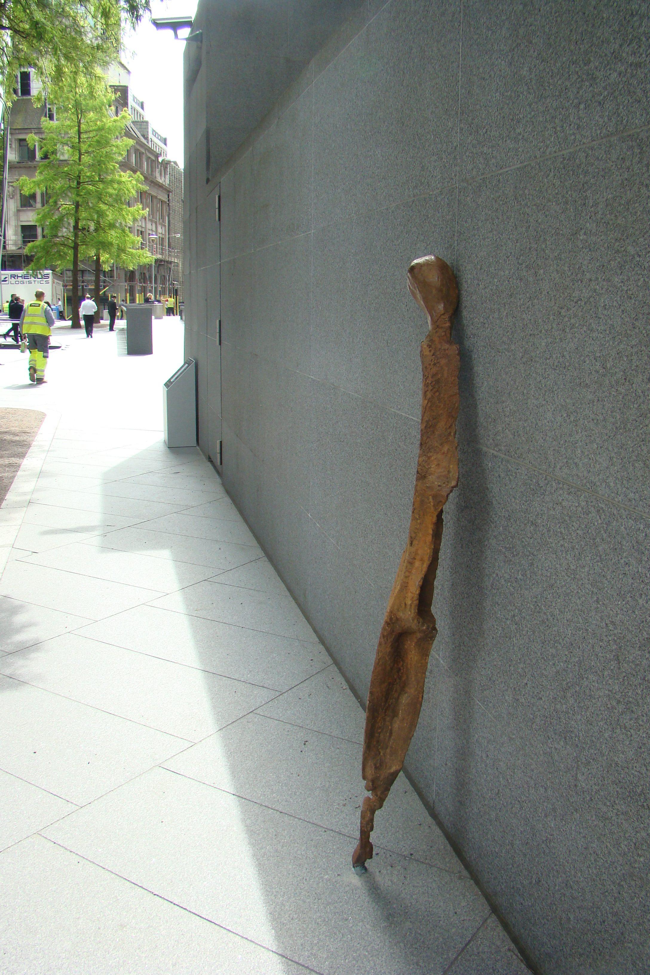 Sculpture in the City 2016, Londra - Enrico David