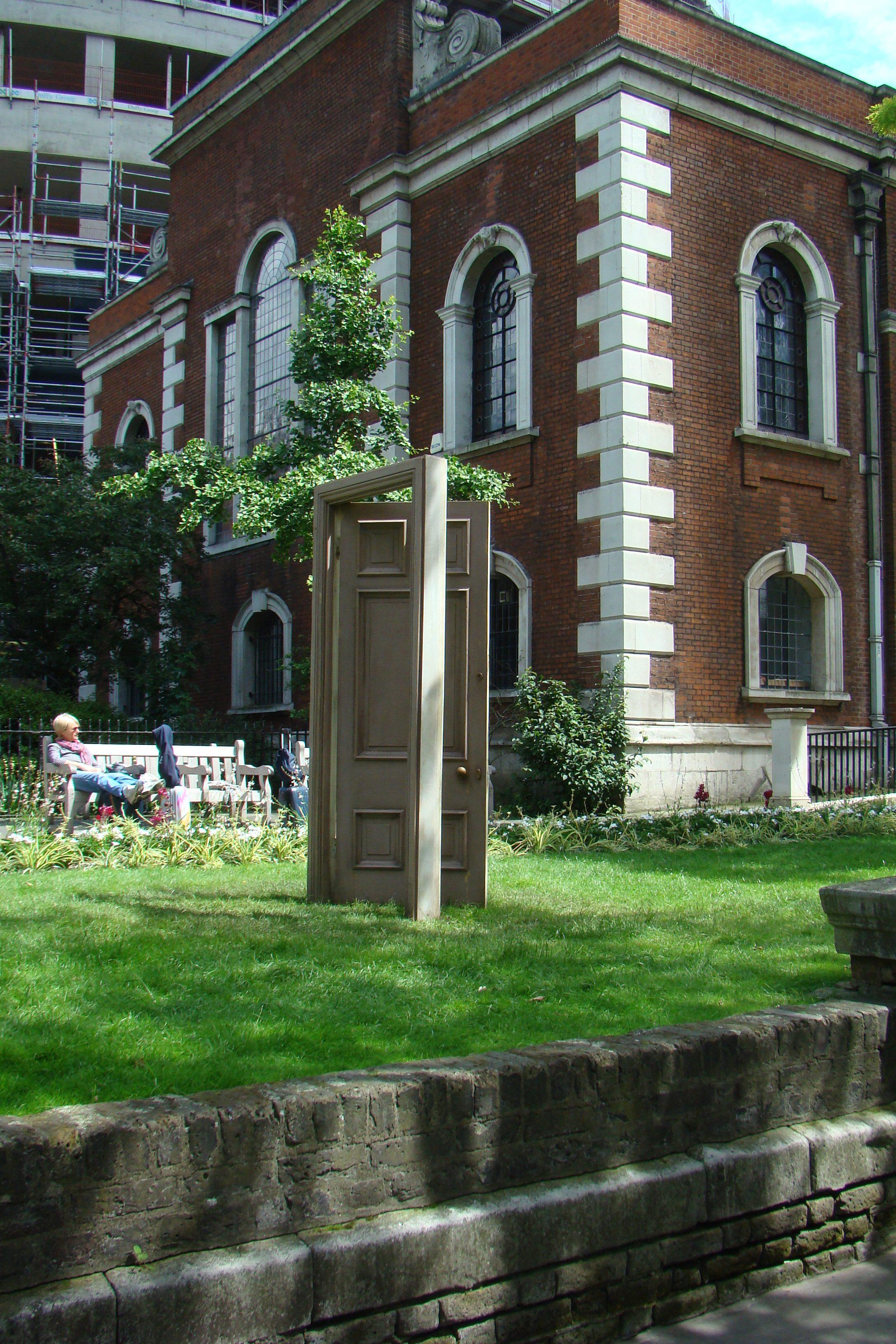 Sculpture in the City 2016, Londra - Gavin Turk