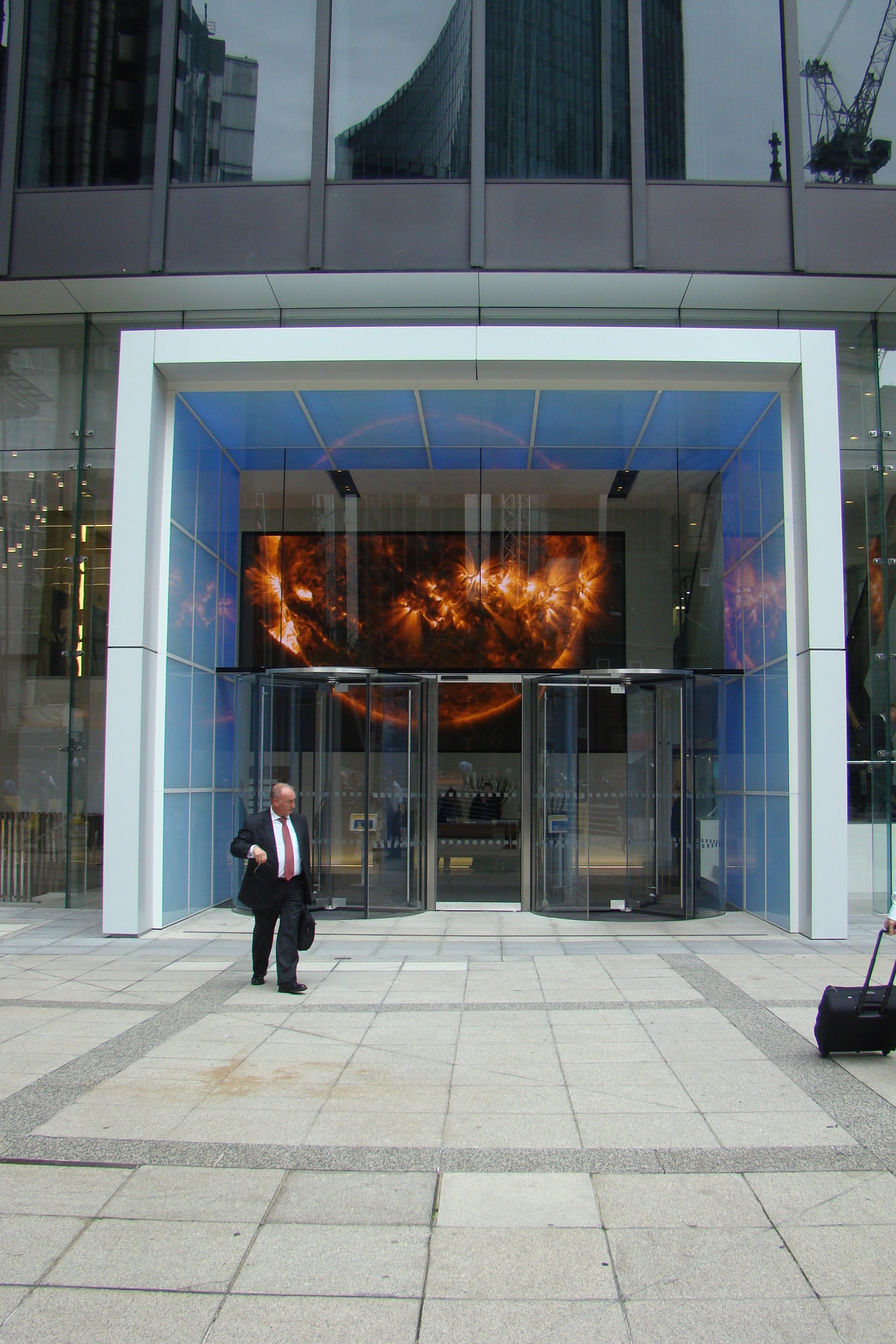 Sculpture in the City 2016, Londra - Petroc Sesti