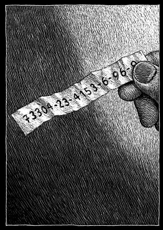 Thomas Ott – The Number 73304-23-4153-6-96-8