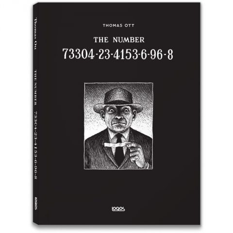 Thomas Ott  – The Number 73304-23-4153-6-96-8 - Logos