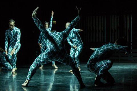 arts@CERN - Quantum Dance di Gilles Jobin e Juilius von Bismarck - photo Gregory Batardon