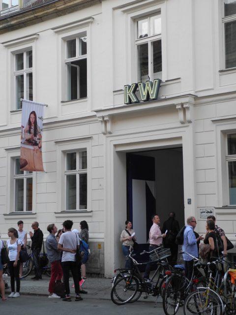 bb9 – Biennale di Berlino 2016 – KW Institute of Contemporary Art
