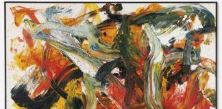Kazuo Shiraga UCHOTEN (ECSTASY), 1994