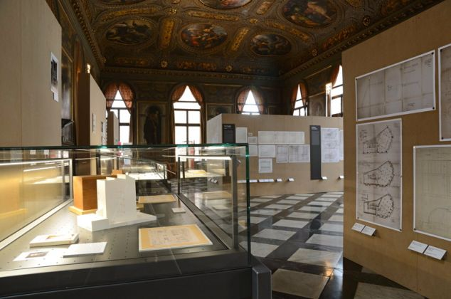 Adolf Loos – Our Contemporary - installation view at Biblioteca Marciana, Venezia 2016