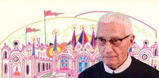 Alessandro Mendini con la casa Do Ut Do