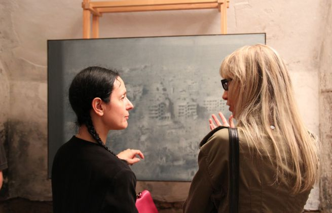 ARTE FORTE opening, exhibition view